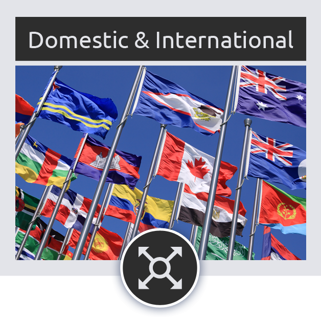 Domestic & International